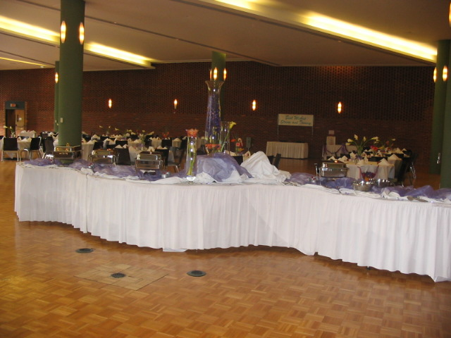 Dining Hall Buffet
