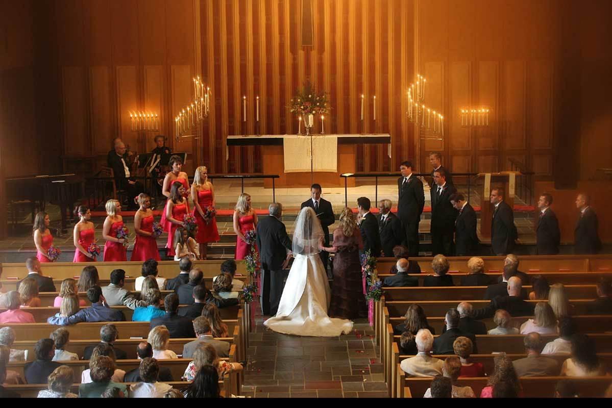 duPont Chapel Ceremony Pic